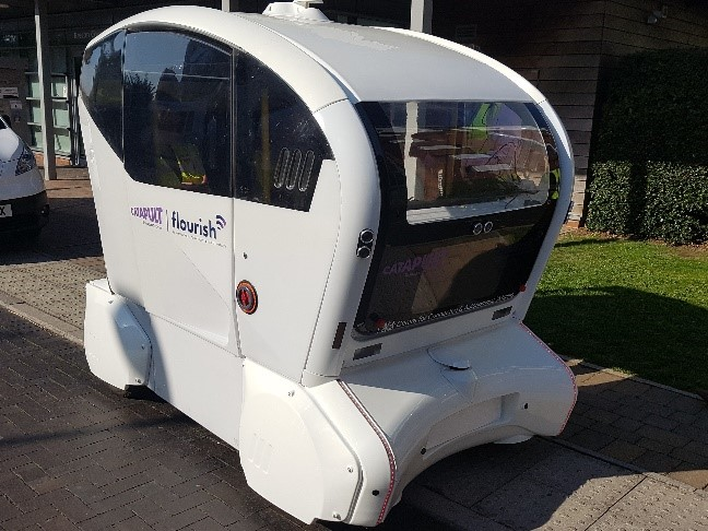 FLOURISH: user-focused driverless car project releases latest research findings