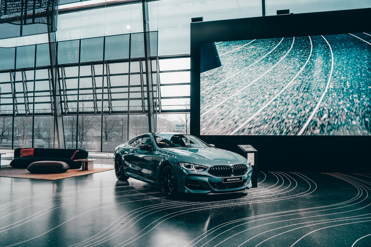 BMW partners with Tencent for future mobility
