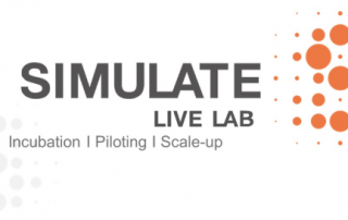 Simulate Live Lab logo