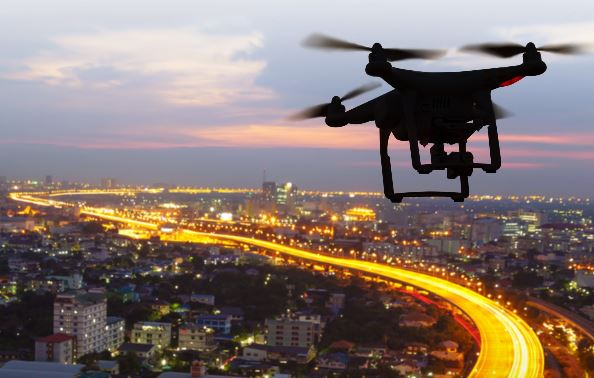 Enabling Unmanned Traffic Management in the UK