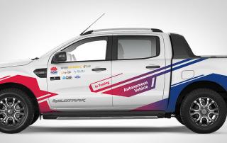 Conigital Autonomous Ford Ranger
