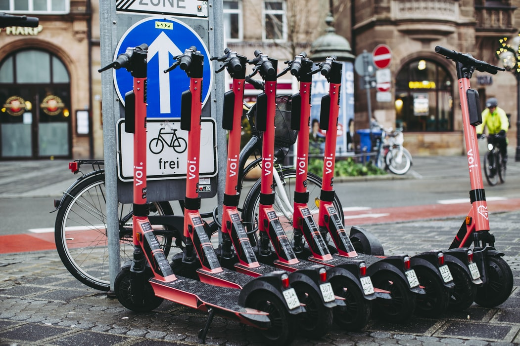 Can micromobility help get people back on transport in London?