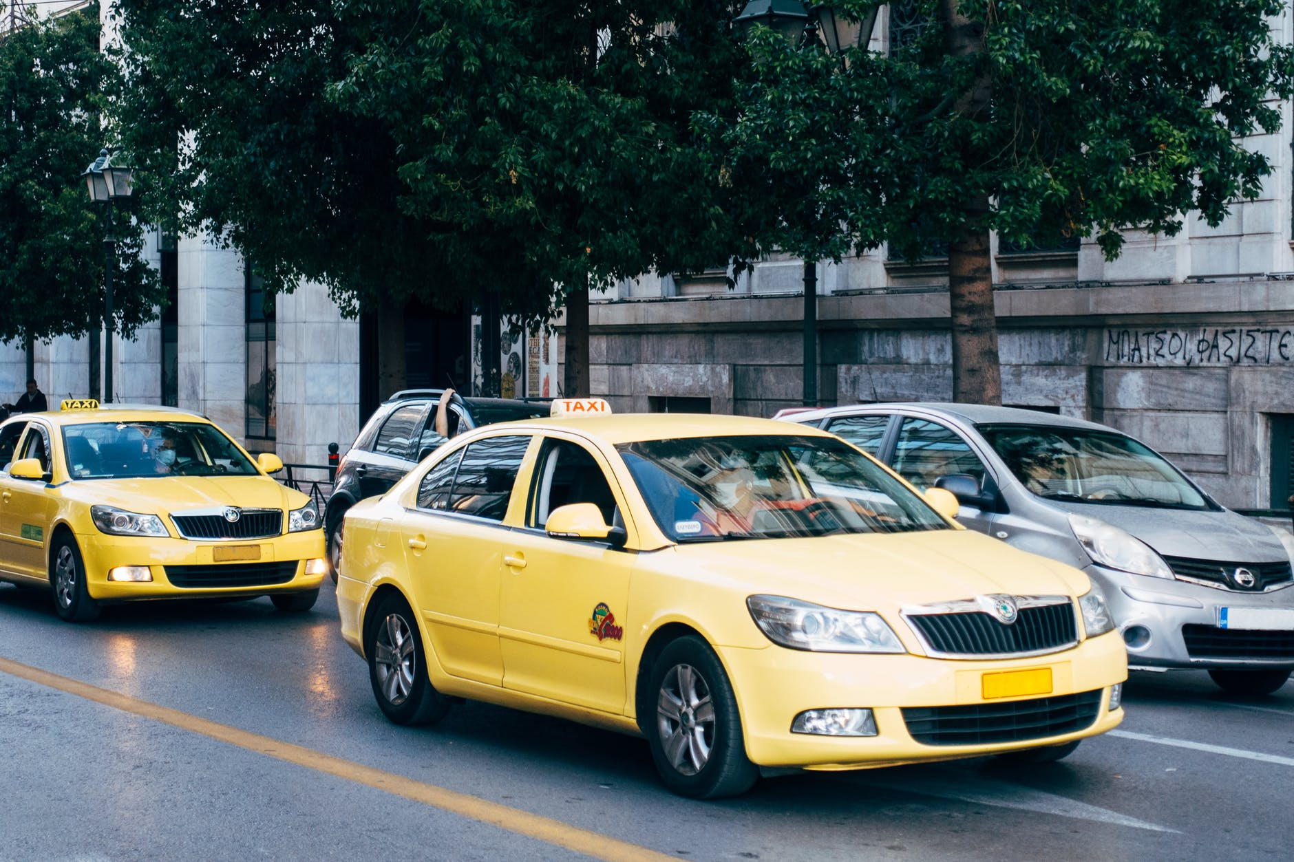 Does ridesharing really reduce urban congestion?