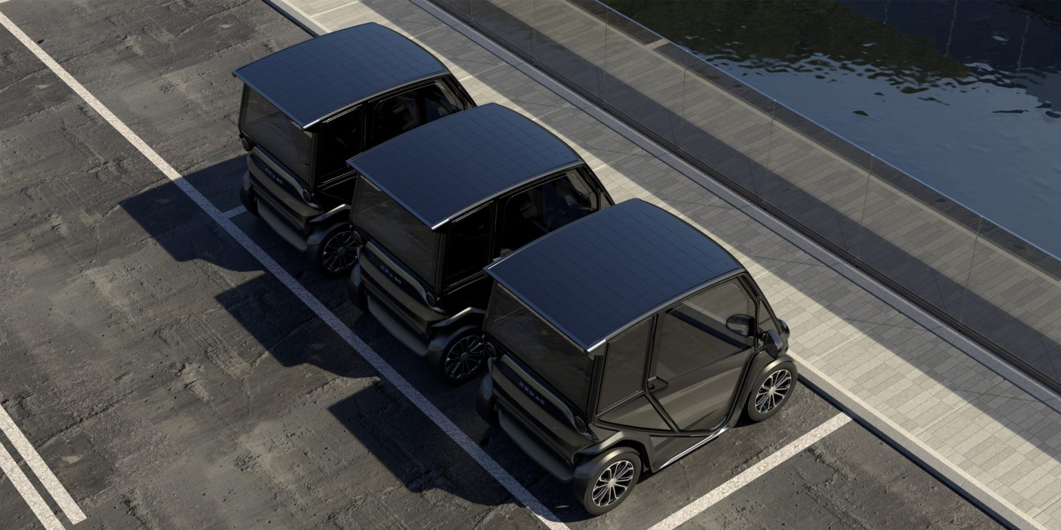 Squad Mobility wants to conquer cities with lightweight solar car